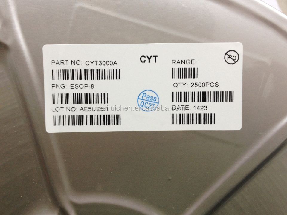 (LED drive IC ESOP-8 CYT )CYT3000A