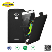 Luxury PU leather magnetic phone cover flip cover case for Coolpad dazen note3