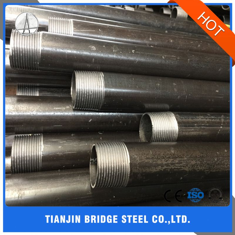 Q195 High Quality Price List Welded Steel Pipe For Building Material
