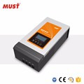 factory price 80A 100A mppt 12v 24v 48v DC battery charge controller for gel battery