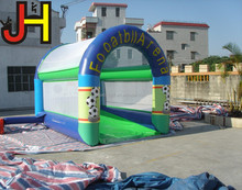 Air Soccer Arena, Inflatable Football Shooting Goal
