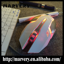 Comfortable gaming mouse with wrist rest custom design for computer accessories