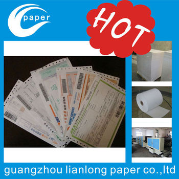 Express carbonless paper