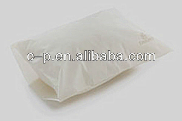 White spunlace nonwoven Pillow cover for hotel use with ISO13485&CE certification ,OEM,FOB Shanghai price