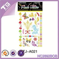 Temporary Tattoos Body Graphics,Custom Tattoo Sticker/Fake Tattoos For Adults,Custom Temporary Tattoo Orders