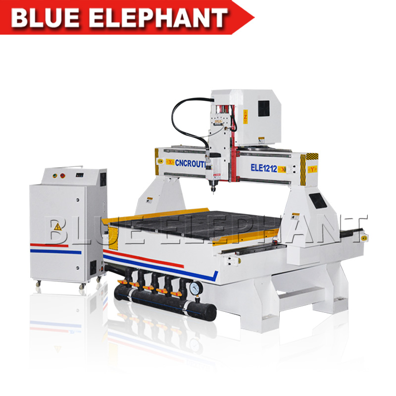 Popular cnc router wood foam metal 3d model making machine