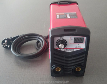 EDON DC 110V MINI MMA-100/120 Portable IGBT Inverter Welding Machine