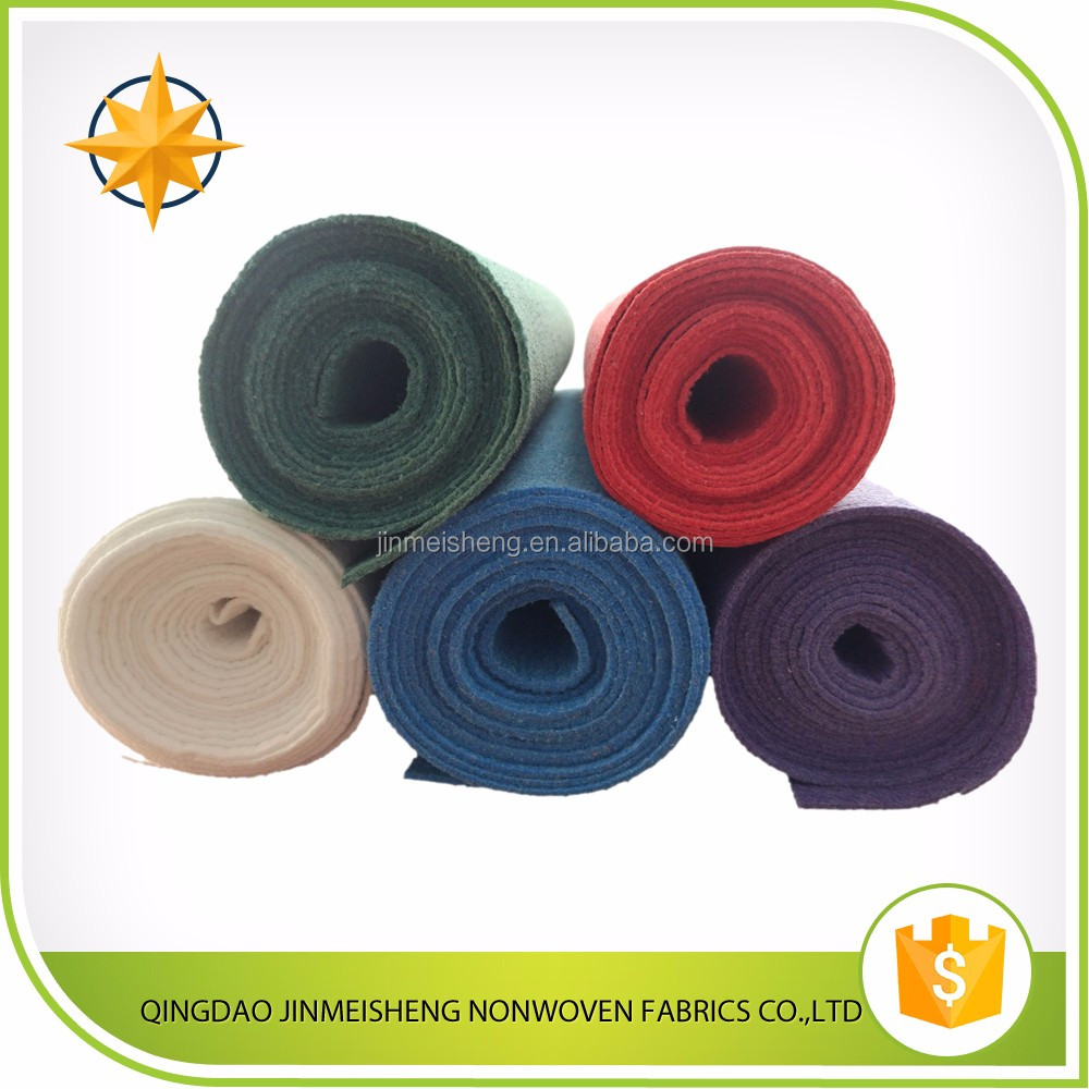 100% polyester non woven fabric in roll