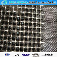 Free Sample Crimped wire mesh for dog fencing mesh