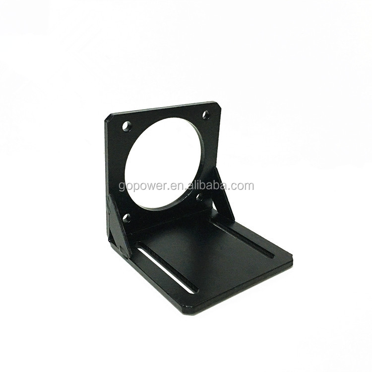 34 stepper motor rigid mounting bracket base servo mounting seat