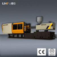 horizontal injection moulding machine with plastic injection mould