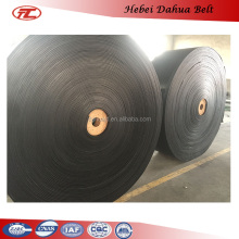 High quality Portable EP conveyor belt for cement plant export china