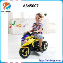 Hot sale factory price Kids Mini Electric Ride On Motorcycle car with light
