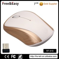 High quality Fashion 2.4ghz driver wireless usb notebook 3d optical mouse