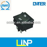 TOP Quality dpdt 6pin electrical rocker switch