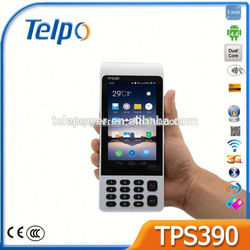 POS Factory Telpo TPS390 all in one touch screen pos terminal Device