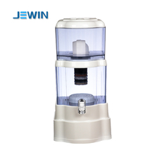 ceramic filter mineral water pot, gravity water filter