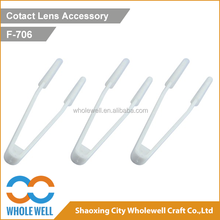 Colorful contact lens tweezer
