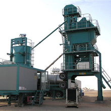 CE certified high performance mobile mini hot mix asphalt plant