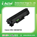 For canon CRG 128/728/328 black toner cartridge