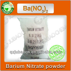 fireworks 99.3% powder barium nitrate ph