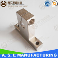 China factory high precision CNC machined parts cnc turning machined part manufacturer