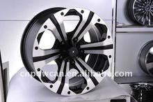 BK376 spoke wheel for SUV