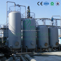 cooperation project convert waste engine oil to diesel plant with daily capacity 100tons