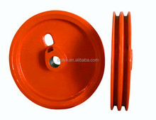 Cheaper belt pulley for ceramic glazing line 1B260