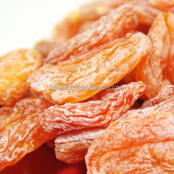preserved dried apricots,fruta snack