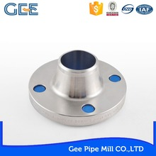 Stainless steel 304L welding neck flange