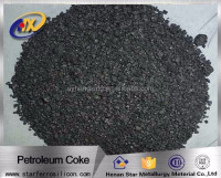 High Fixed Carbon Calcined Petroleum Coke