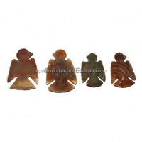 Polished Eagle Arrowheads 2 Inches