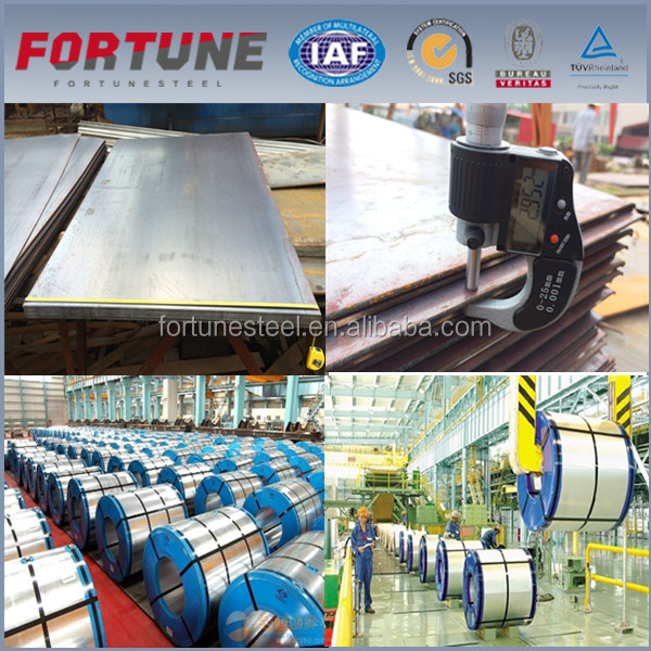 hot dipped galvanized iron and steel flat rolled products