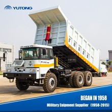New Load 50 Ton Off Road Dump Truck Used In Mine