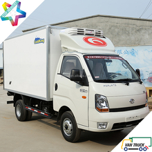 4.0T Light Duty Foton K1 2800 Chassis Refrigeration Reefer Truck