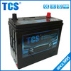 12v 45Ah maintenance free lead acid mf automotive battery/ wholesale car battery standard car battery dimensions
