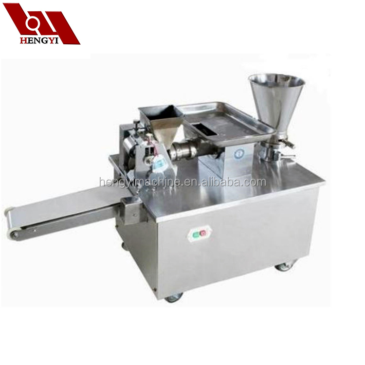 Stainless Steel frozen dumplings/ Factory Direct Sale pelmeni making mach/High quality small samosa making machine