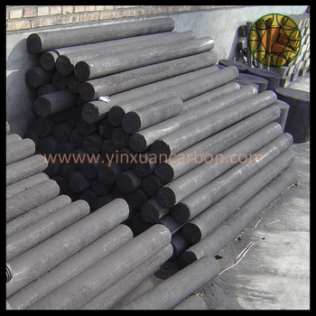 fine extruded graphite rod