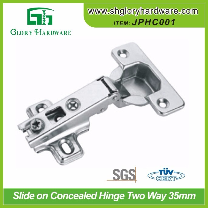 Qualified furniture creative rotary wrought iron hinge