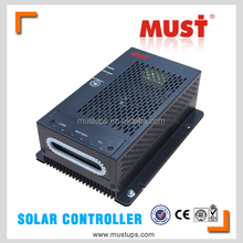 MPPT solar charger controller DC/AC inverter 10A