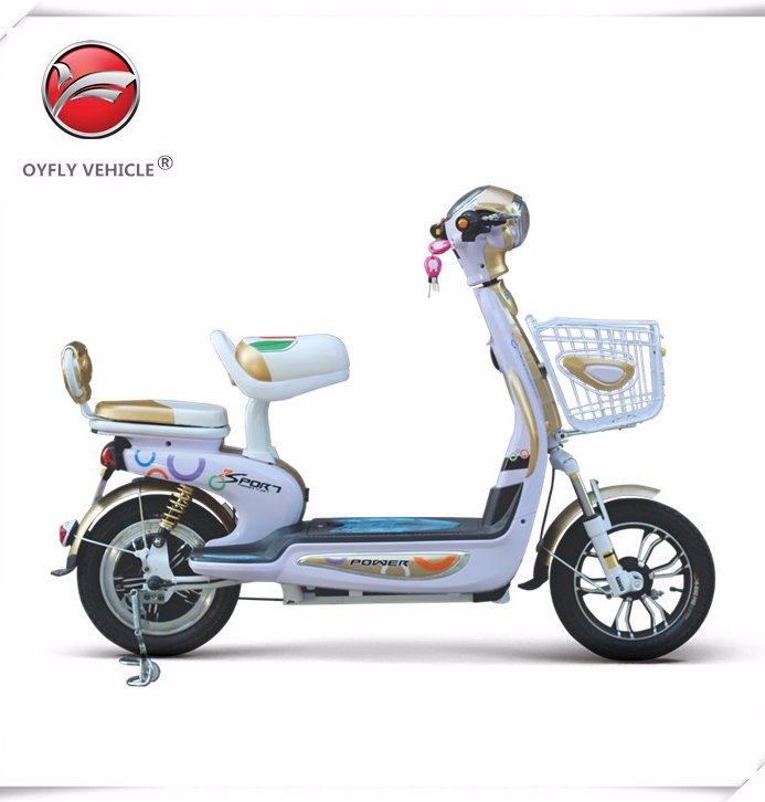 48v pedal assist 2 wheel 500w double seat mobility electric scooter