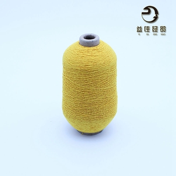 hot sale various colors rubber yarn for ribbons