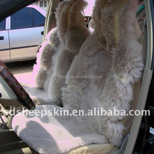 Leather Bucket Seats (Sheepskin Products)