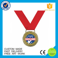 specilized Custom Award medals