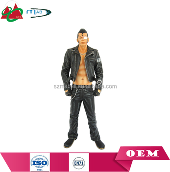 Plastic Action Figure