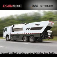CTB3500 asphalt and aggregate distributor