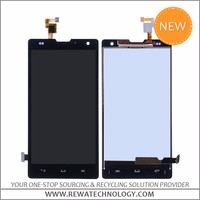 100% Payment Assurance Replacement LCD Display and Touch Screen for Huawei Honor 3c