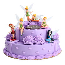 Fairy figurines wholesale wings for doll cake decoration