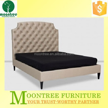 Moontree MBD-1124 cheap leather single bed frame